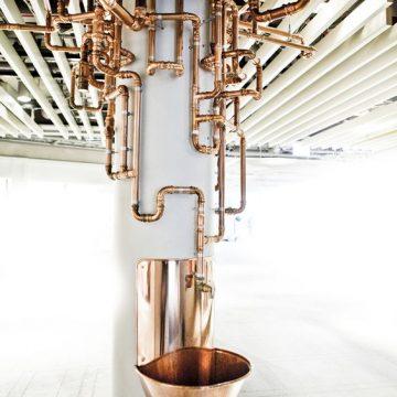projekty wnętrz, portfolio architekta, aranżacja wnętrza, projekty instalacji, jak rozmieścić przyłącza hydrauliczne